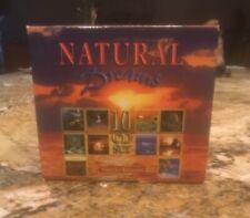 Natural Dreams 10 CD SET (Music For Relaxation)1999, Box Set