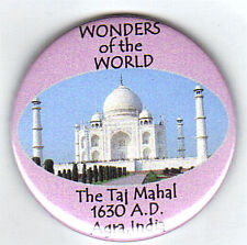 THE TAJ MAHAL - INDIA - FRIDGE MAGNET - BRAND NEW