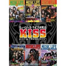 KISS Perfect Photo Book in the 1970s by MUSIC LIFE , 2013 September Just release