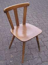 alter Stuhl, Wirtshausstuhl BRAUEREI MONINGER