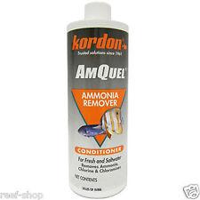 Kordon Amquel 8 oz Removes Ammonia Chloramines Chlorine FREE USA SHIPPING!