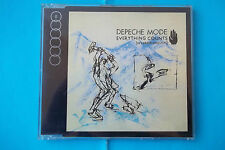 "CD SINGOLO DEPECHE MODE ""EVERYTHING COUNTS"" CDBONG3 NUOVO"