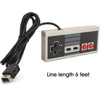 NES MINI CLASSIC CONTROLLER WITH 1.8M CABLE NINTENDO COMPATIBLE  BS