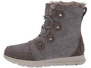 Sorel Explorer Joan Quarry Waterproof Boot - NEW - Choose Size