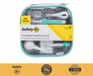 Safety 1st Complete HealthCare Kit - A 16pc Hospital's Choice Collection - New!!