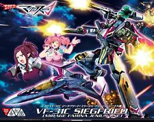 Macross Delta VF-31C SIEGFRIED Mirage Farina Jenius Use 1/72 model kit Bandai