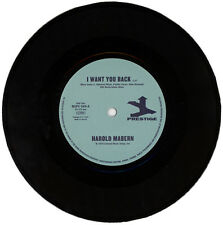"HAROLD MABERN  ""I WANT YOU BACK""  FUNK / ACID JAZZ   LISTEN!"