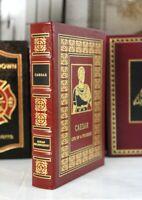 CAESAR - Easton Press - Adrian Goldsworthy - The Conquerors SCARCE