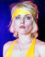 Debbie Harry UNSIGNED photograph - E1406 - Lead singer of punk rock band Blondie