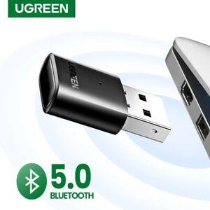 Ugreen Bluetooth 5.0 USB Adapter Dongle Receiver Multi-Device Transmitter aptX