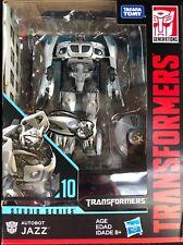 Transformers Studio Series AUTOBOT JAZZ  Deluxe Class Figure SS 10