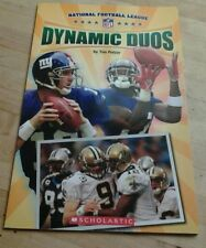 National Football League Dynamic Duos Paperback Ages 7-10