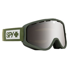 Spy Woot Goggles Ski Snowboard Snow Winter Snowmobile Colorblock Olive 2020 HD