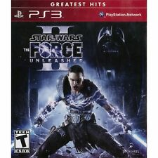 Star Wars The Force Unleashed II PS3 - Greatest Hits