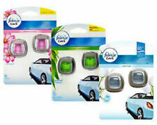 FEBREZE CAR VENT CLIP ON AIR FRES TWIN ECONOMY PACK CHOOSE FRAGRANCE