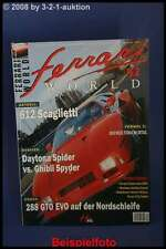 Ferrari World Nr.52 Daytona Spider 288 GTO Evo 612 Scag