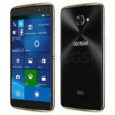 Alcatel Idol 4 Pro 6077X Smartphone with Windows 10 Mobile-Gold