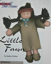 Little Fawn Native American Doll SEWING PATTERN