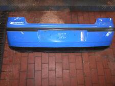 Pare-chocs arrière VW Polo 9N Année 09 3 portes F: LA5F Bleu estival éraflures