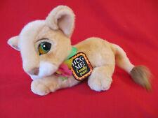 Nala The Lion King 1993 Mattel Plush Disney Purring Cub w/TAGS