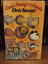Chris Tarrant Ken's Furry Friends Hardback Book RARE Vintage