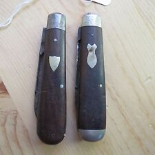 Vintage/Antique knives (Hammer and other) (broken blades)(lot#8809)