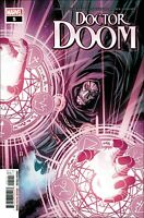Doctor Doom #5 Christopher Cantwell Marvel Comic 1st Print 2020 unread NM