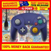 USB Nintendo Gamecube Style Controller with Vibration Shock Controller Joystick