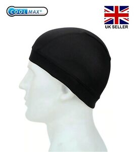 Cycling Skull Cap Winter Under Helmet Liner Cycle Windstopper Thermal One Size