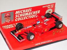 1/43 Minichamps Ferrari F1 1998 F300 Tower wing M.Schumacher MS Coll #38