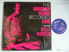 IN SHRINK / BILLY WOOTEN THE WOODEN GLASS P-VINE OFFICIAL RE-ISSUE