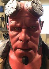 New ListingSideshow Hellboy 1.1 Lifesize Bust * Read Description