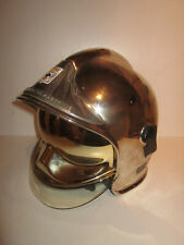 POUR COLLECTION CASQUE MARINS POMPIERS MARSEILLE FIREFIGHTER HELMET GALLET
