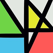NEW ORDER - MUSIC COMPLETE: CD ALBUM (September 25th 2015)