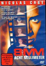 8mm / Acht Millimeter , NEU und verschweißt , Nicolas Cage , Joaquin Phoenix