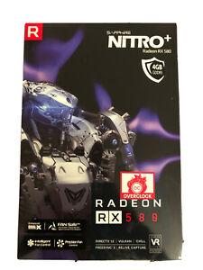 Sapphire NITRO+ Radeon RX 580 4GB (NO 8gb, NO 570)
