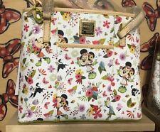 Disney Dooney & Bourke Epcot Flower Garden Tote Small Shopper Phenomenal Pattern