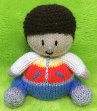 Knitting Pattern-RYDER ispirato Choc Arancione Copertura/16 CM di Paw Patrol giocattolo