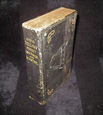 Odd Fellows Pocket Companion and Minstrel ~ 1875 Edition
