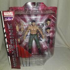 New listing Marvel Comics Select The Wolverine Action Figure Hugh Jackman Rare!