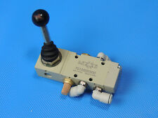Metal Work Pneumatik Ventil 5/3 Wegeventil 7010000500 Max. 10 bar Inkl. Rechnung
