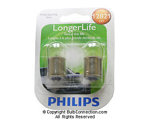 NEW Philips BC9619 12821 Automotive 2-Pack 12821LLB2 Bulb