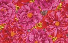 KAFFE FASSETT COLLECTIVE  Cherry Fern  (Red100% cotton fabric Patchwork Quilting