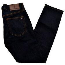 Tommy Hilfiger Jeans Men Blue Jeans Relaxed Fit Denim Pants 36w 30l