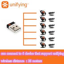 Logitech Unifying USB Receiver fr M185 M310 M545 M505 M705 M950 M905 MK710 Mouse