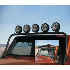 KC Hilites Overhead Light Bar 07-14 Jeep JK Black 5T Light  7417