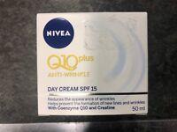 NIVEA VISAGE ANTI-WRINKLE DAY CREAM (Q10 PLUS) SPF 15