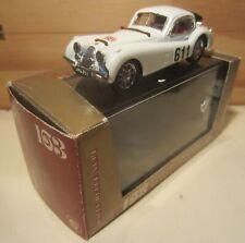 932. BRUMM R163 Jaguar XK120 Rally delle Alpi 1953 serie Oro 1/43 MINT BOXED