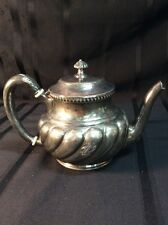 Antique Reed & Barton Silver Plated Tea Kettle (CS3)