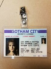 Gotham  ID Badge - Ivy Pamela Pepper cosplay prop costume